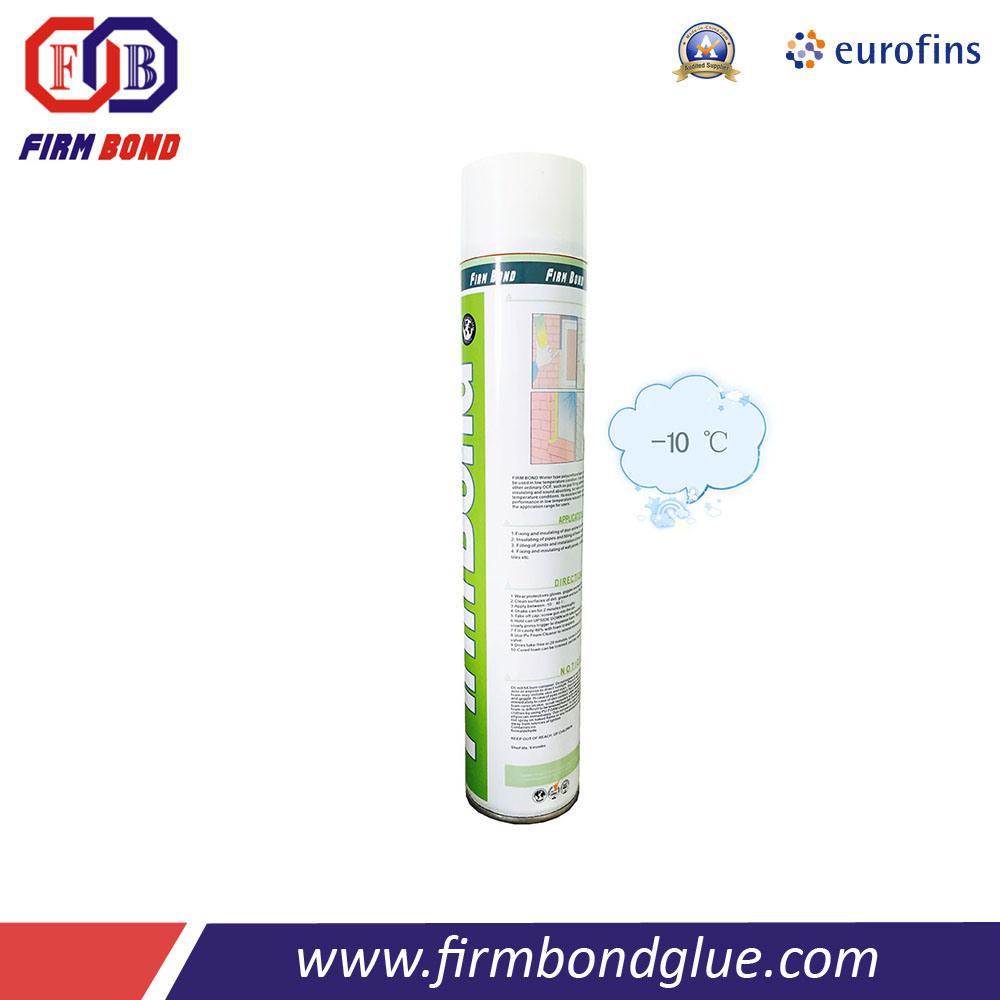 Factory Supply Winter Type Polyurethane Foam