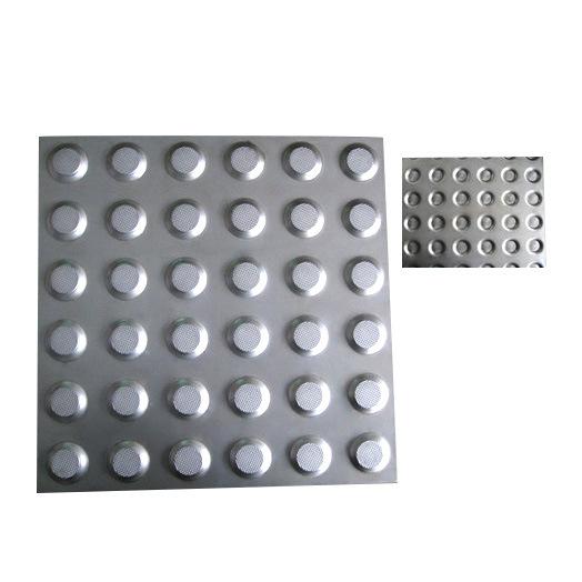Stainless Steel Tactile Indicator Mat (XC-MDB6013)