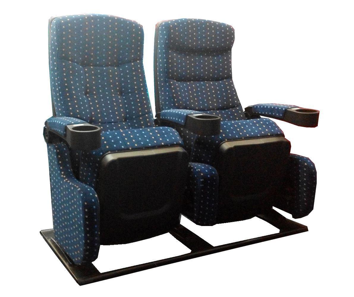 Cinema Hall Seating Rocking Auditorium Seat Movie Theater Chair (S22JY)