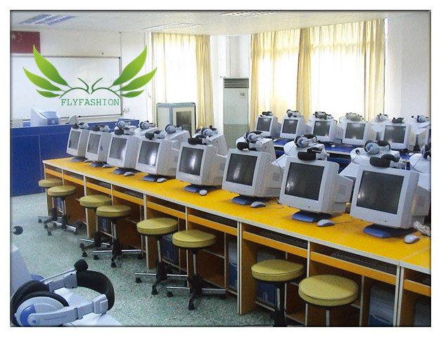 China school student computer desk for classroom furniture for School furniture from china