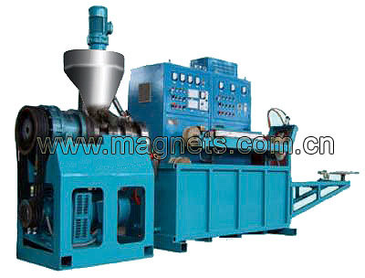 Fridge Magnetic Strip Extruder, Extrusion Equipment