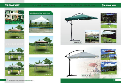 Patio Umbrellas, Market Umbrellas, Cantilever, Garden