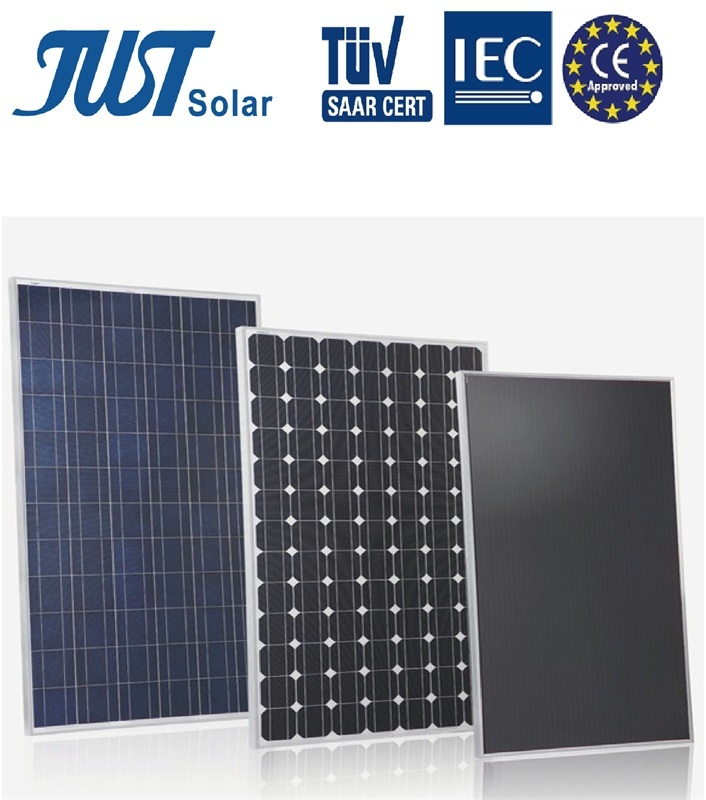 Solar Technology 250W Poly Solar Energy Panel for Japan Market