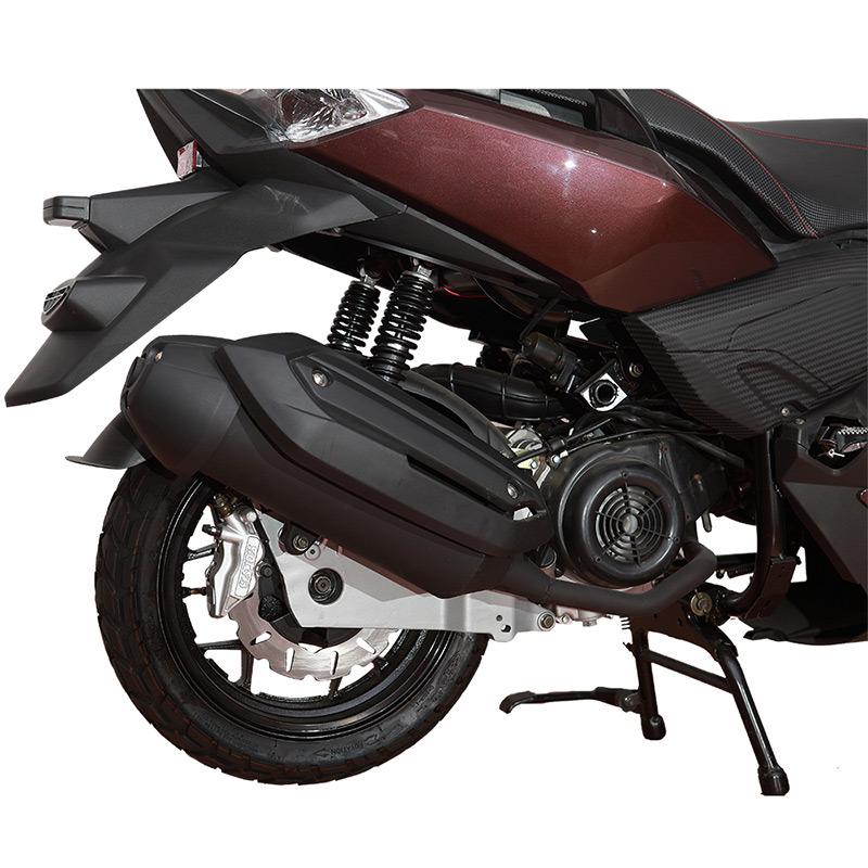 Sanyou 125cc-250cc Gasoline Scooter New T8