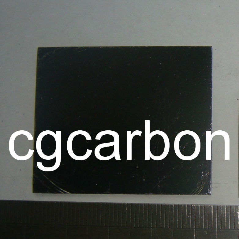 Highly Oriented Pyrolytic Graphite (20mm X 20mm X 1mm) (EX-F-02)