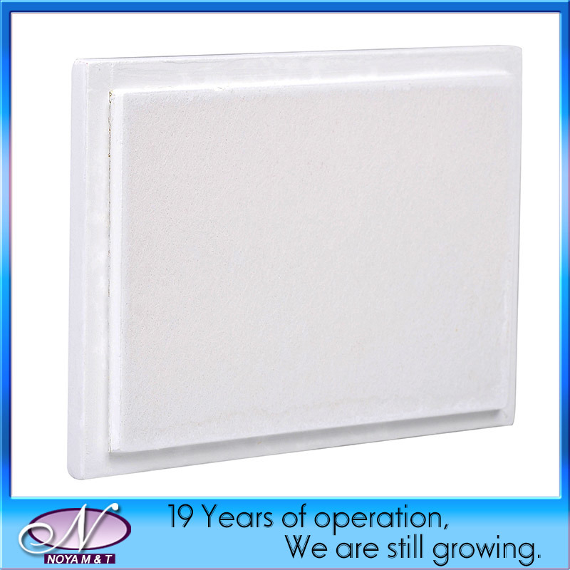 Fireproof Fiberglass Acoustic Ceiling Panel / Board for Suspended Decorative