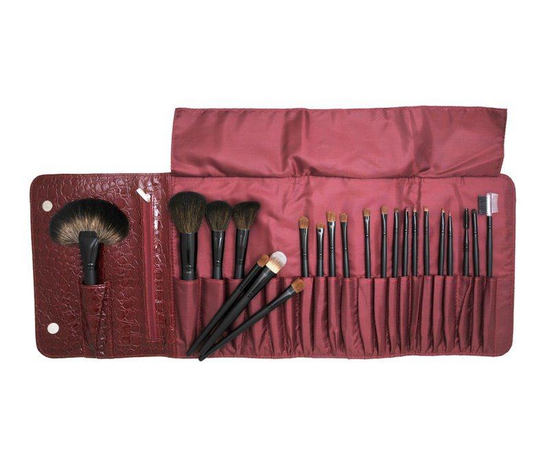pro makeup brush set. 22PCS Professional Makeup