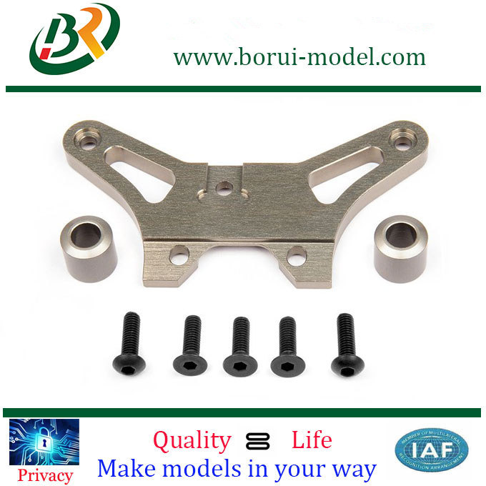 Custom Made CNC Aluminum Machining Spare Parts