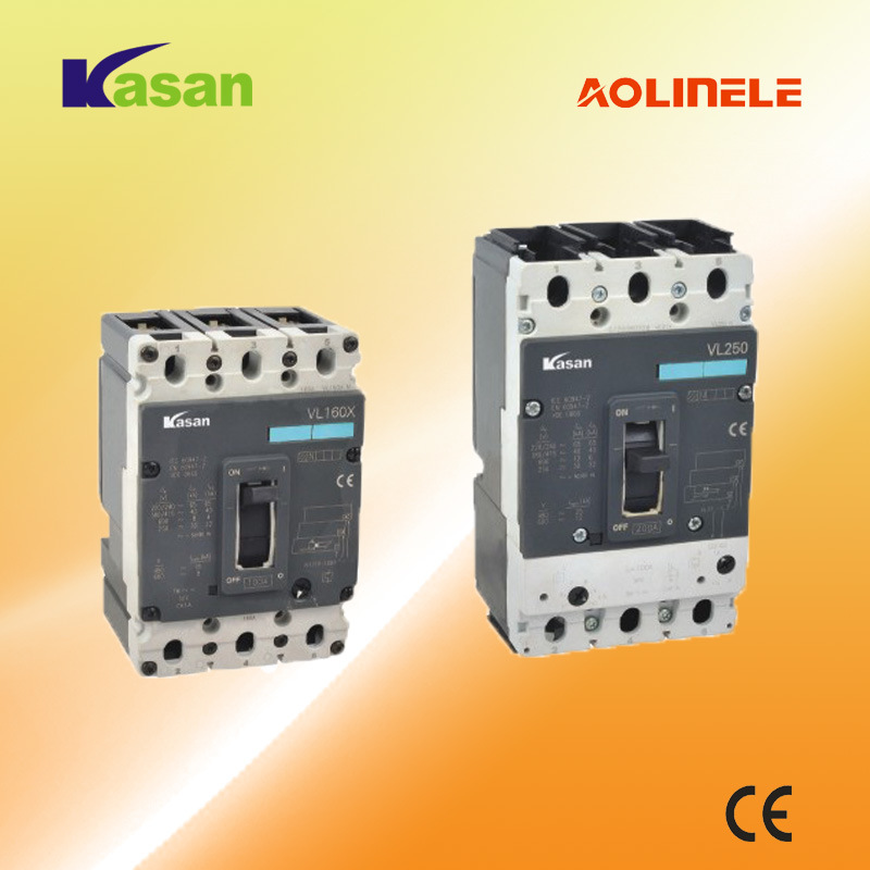 Vl Series Moulded Case Circuit Breaker (MCCB)