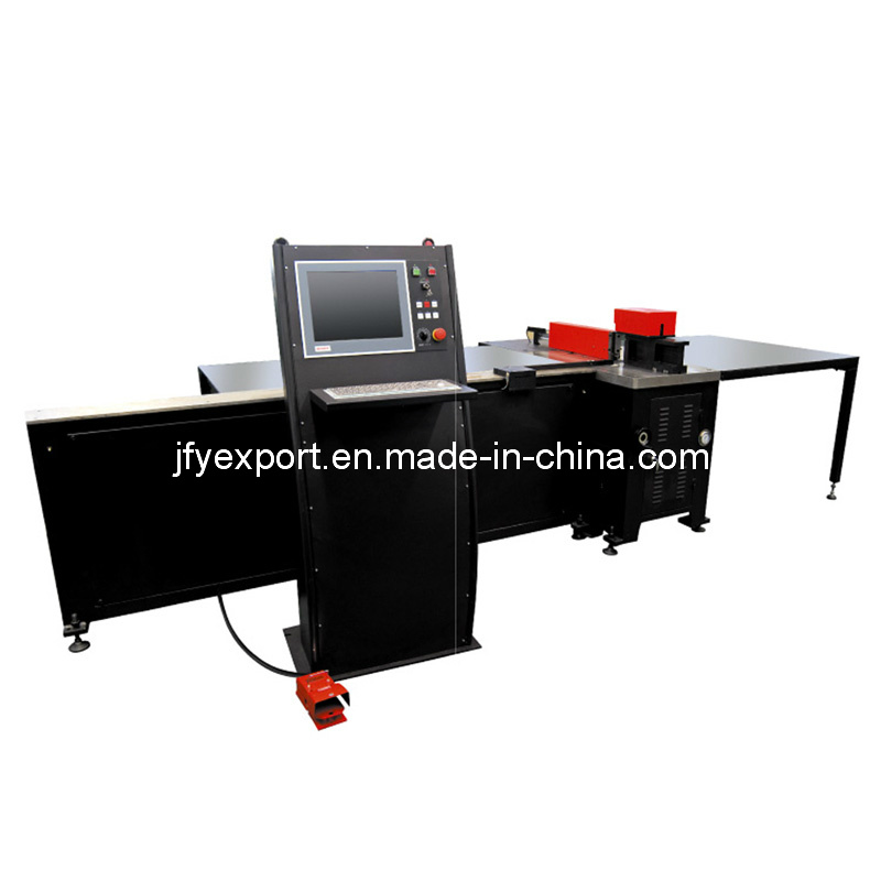 MCZ Series CNC Punching-Cropping Machine for Bus (Crop Unit)