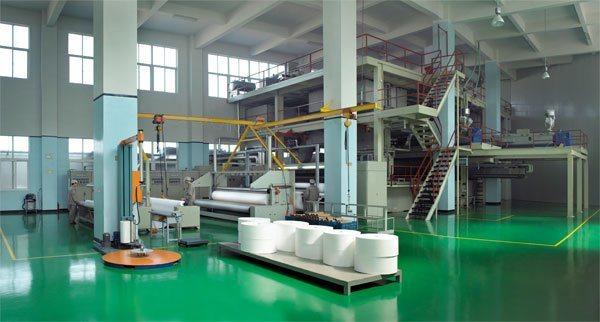Newest Design 24m SMMS PP Spunbond Nonwoven Fabric Making Machine