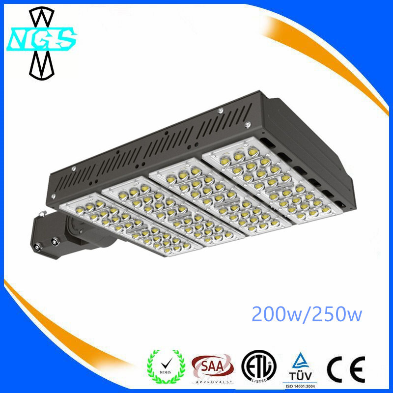140lm / W LED Shoe Box Lighting Lamp Outdoor