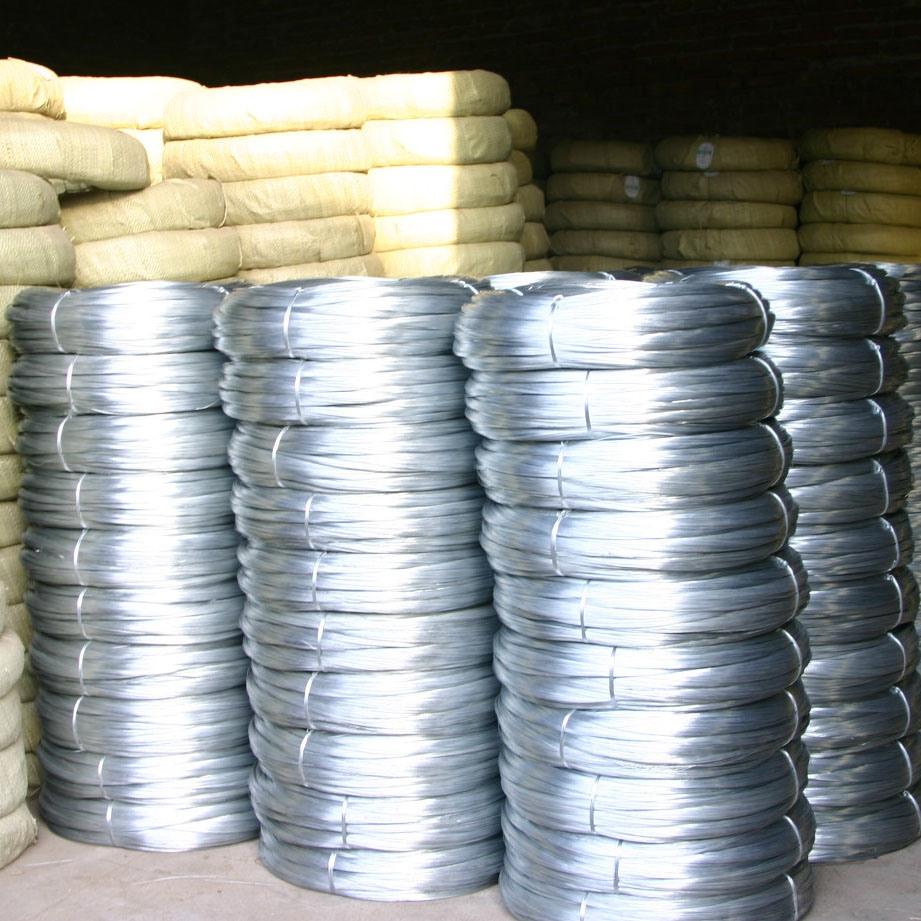 China galvanized iron wire pw