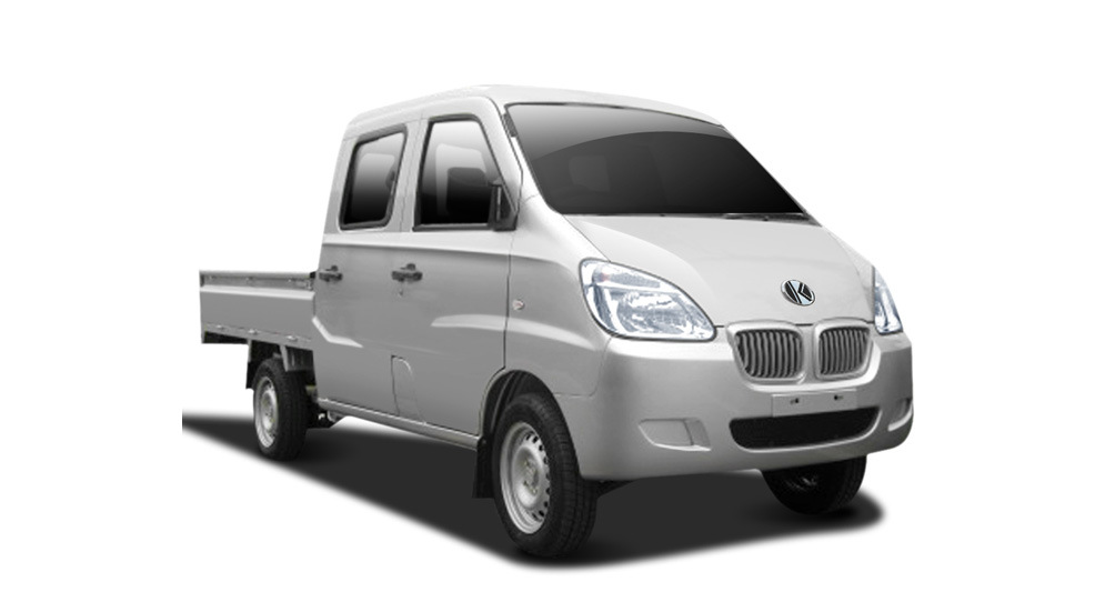 Kingstar Jupiter S1 0.5 Ton Truckes, Pickup Truck (Gasoline & Diesel Double Cab Small Truck)