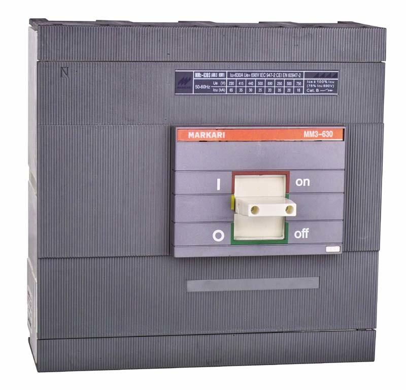 Mould Case Circuit Breaker KEMA