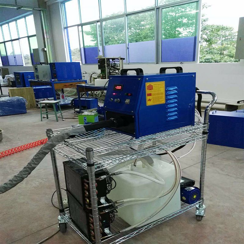 Duroheater Dh-18kw Portable Induction Heating Equipment