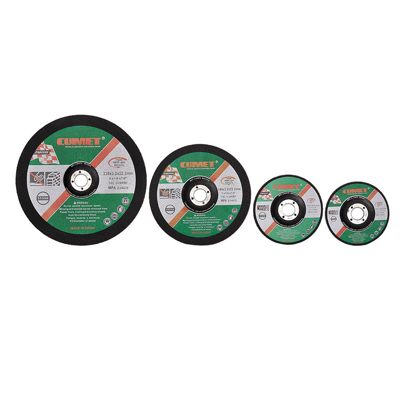 Depressed Centre Cut-off Wheels for Stone (230X3.2X22.2) Abrasive with MPa Certificates