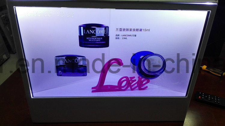 16 Inch Transparent LCD Display Box
