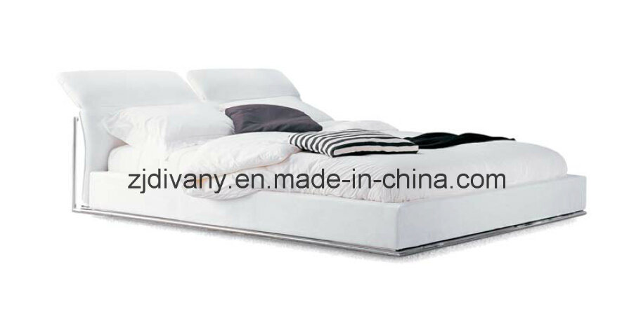 Italian Style Fabric Sofa Bed Double Bed (A-B27)