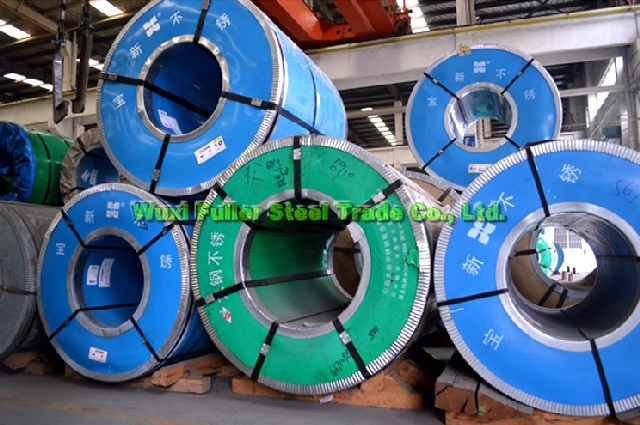 300 Series Stainless Steel Coil Steel Plate for Sale