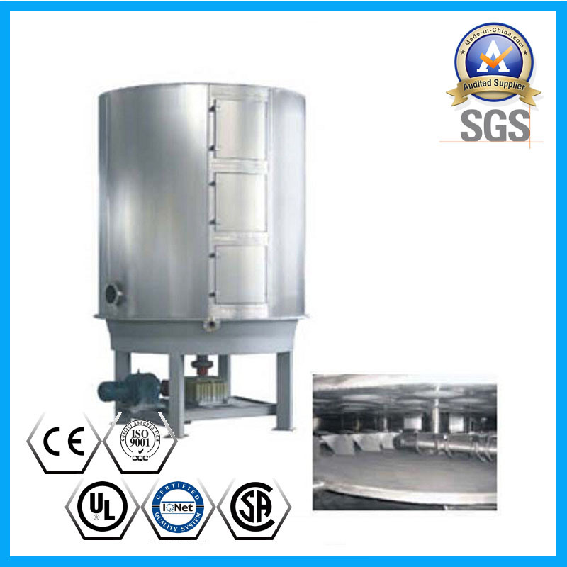 Rotary Tray Dryer for Drying Pesticide