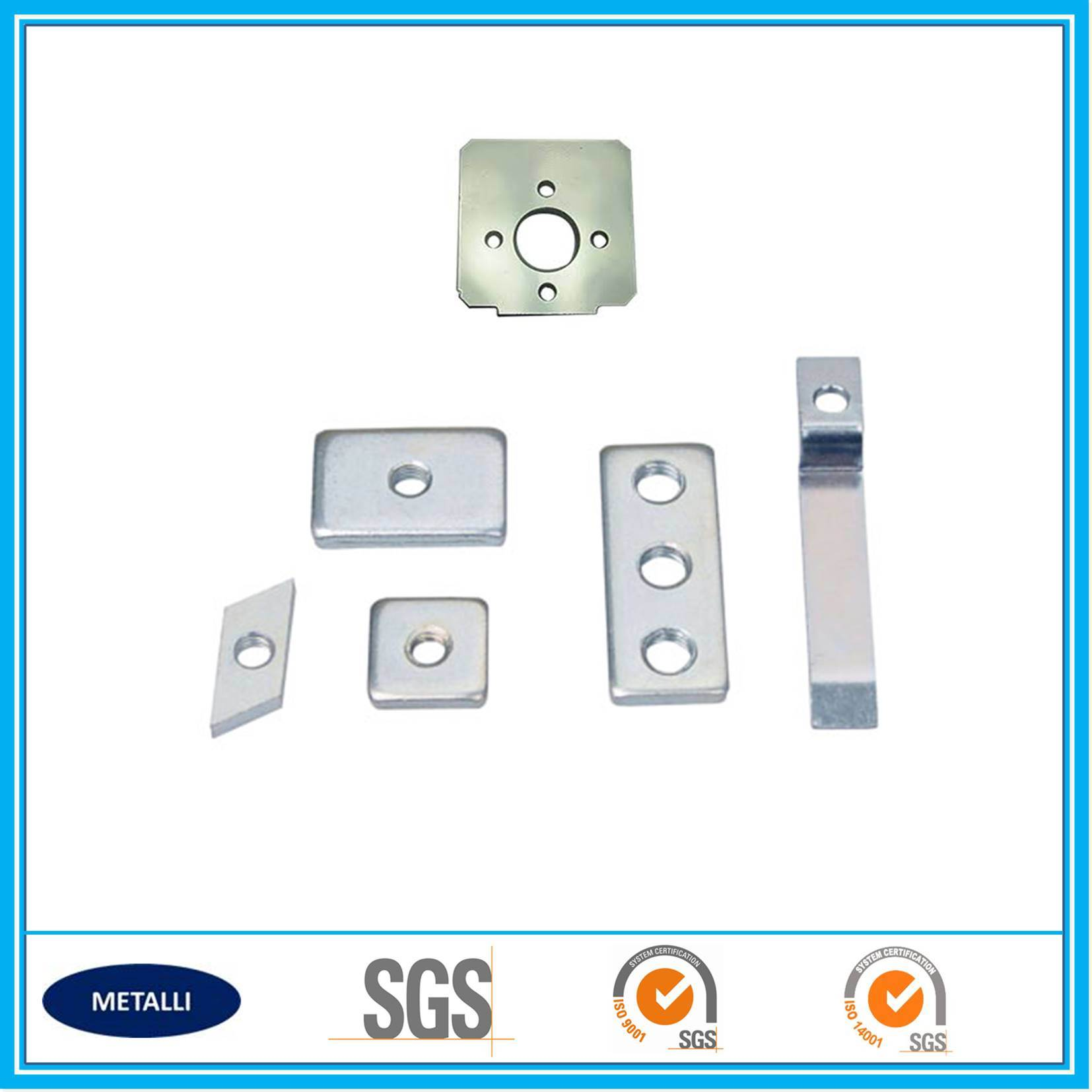 Hot Selling Custom Sheet Metal Stamping Part