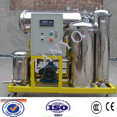 Stainless Steel Used Vegetable Oil Recycling Machine