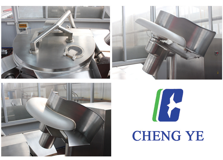 High Speed Meat Bowl Cutter/Cutting Machine with CE Certification