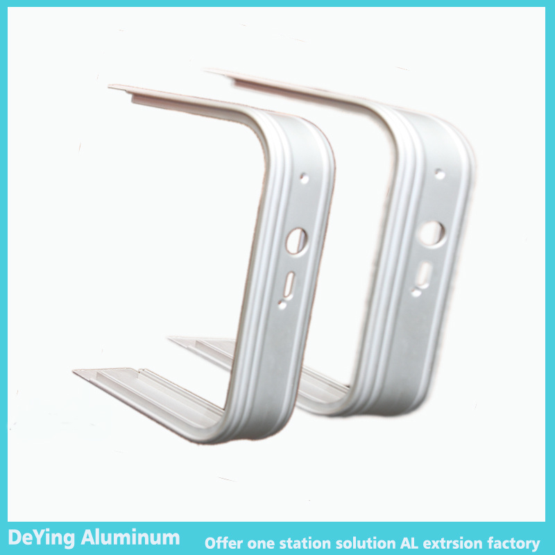 Aluminum Extrusion Frame with Difference Shape and Surface Treatment