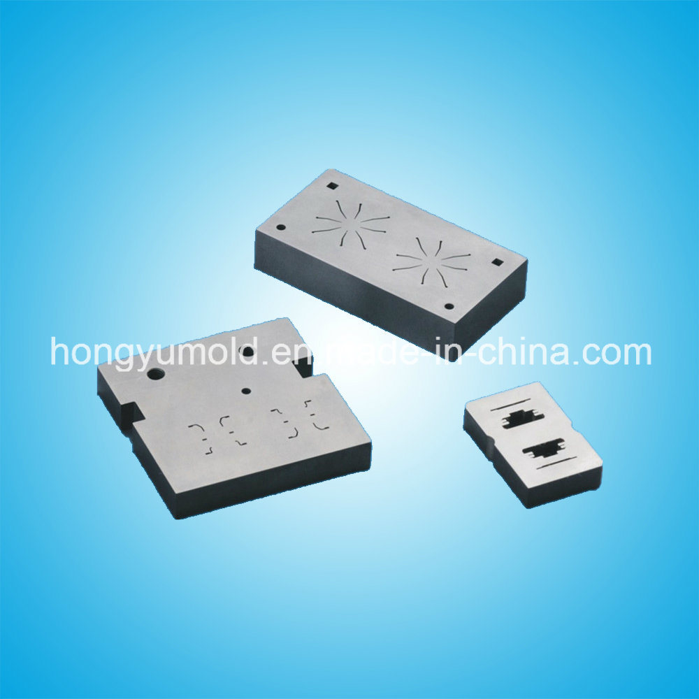 Tungsten Carbide Mold Parts with Wire Cutting Components (KD20)