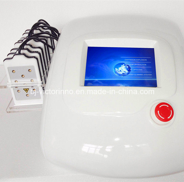 Body Slimming Lipo Laser RF