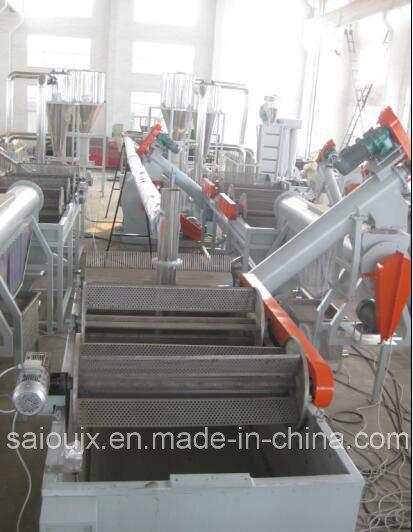 Milk Bottle HDPE Plastic Bottle Washing Recycling Line