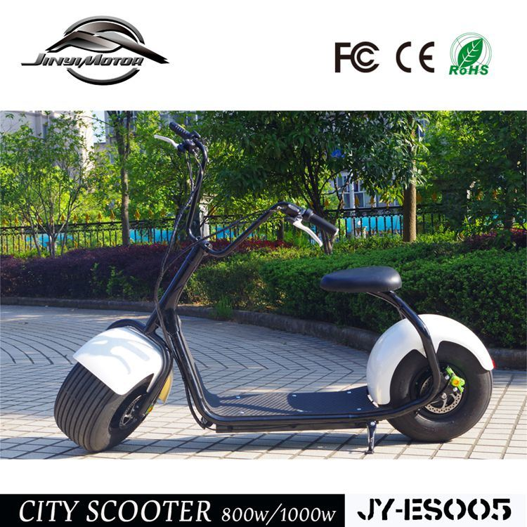 1000W Fat Tire Mobility Scooter with Anti-Theft Device (JY-ES005)