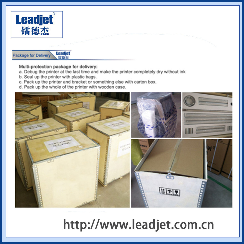 Barcodes and Numbering Industrial Printing Machine