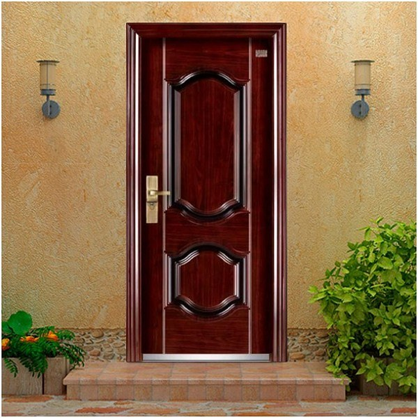 Main Steel Door