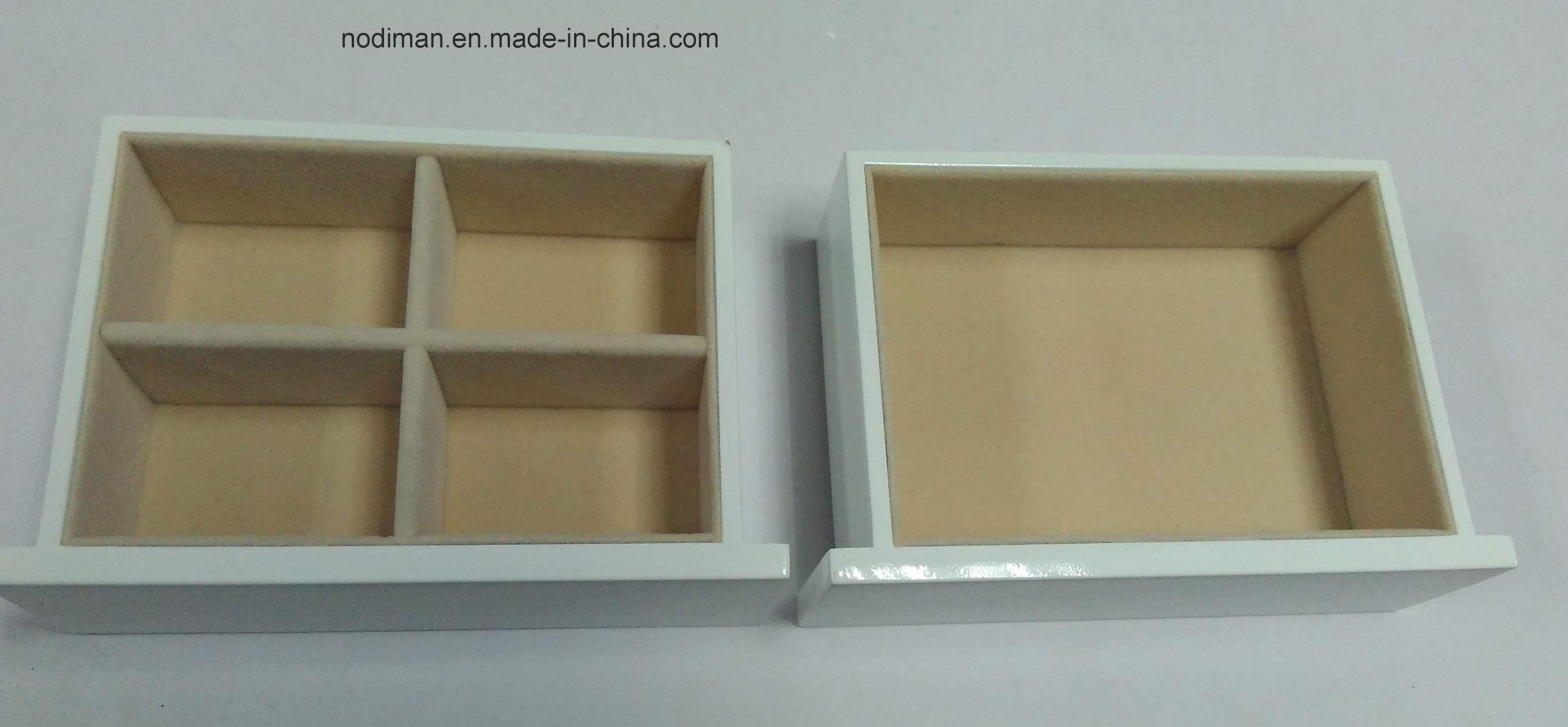 High Grade Jewelry Drawer Wooden Box