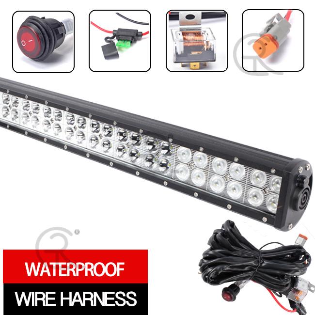 20inch 120W LED Bar Light for Trucks (Waterproof IP68)