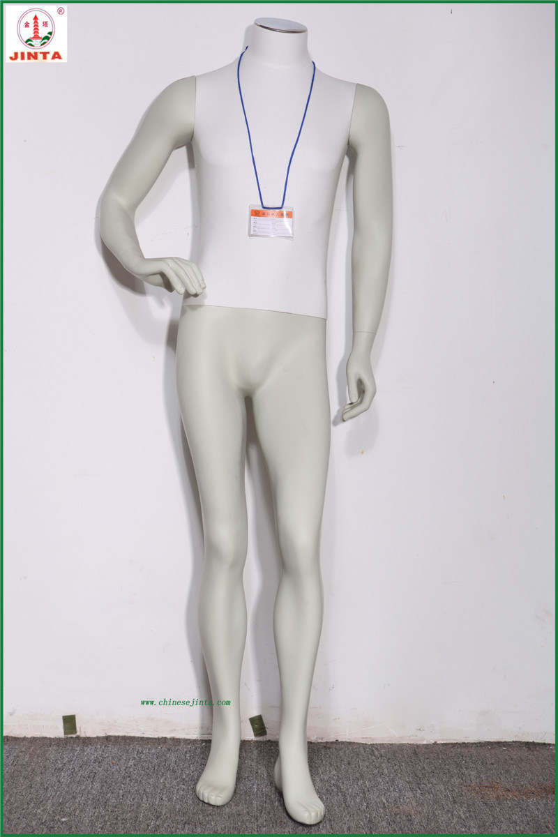 FRP and Fiber Material Male Mannequin Display Clothes (JT-J19)