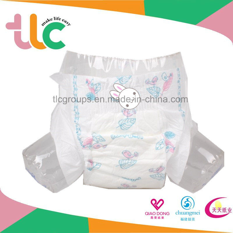 Manufacture in Fujian for Hygienic Baby Diaper