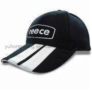 Striped Cotton Sports Baseball Hat, New Snapback Era Cap