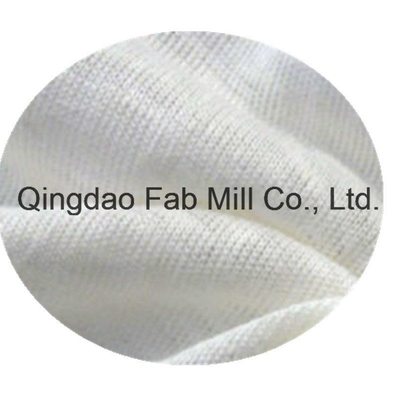 100% Hemp High Quality Knitting Interlock Fabric (QF13-0353)