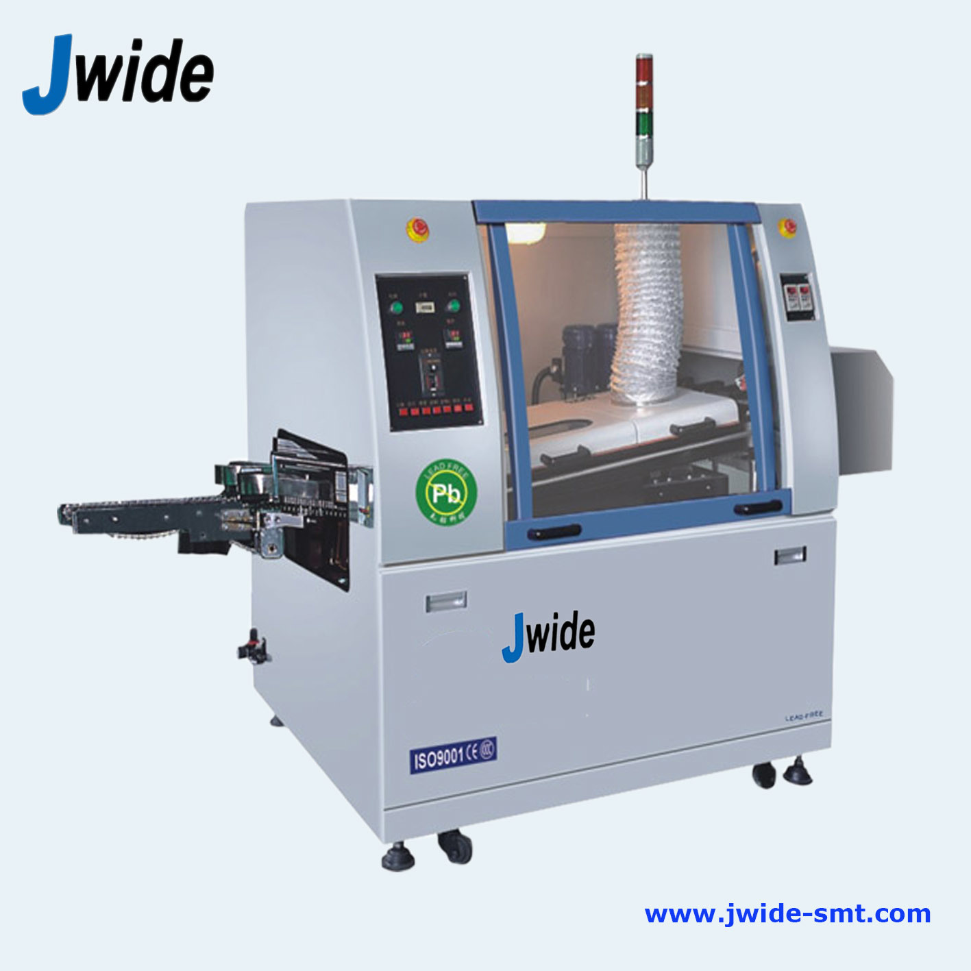 High Efficiency Lead Free Wave Solder for Assembly Line