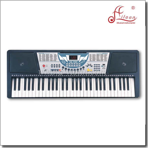 61 Keys 8 Percussions Electronic Keyboard
