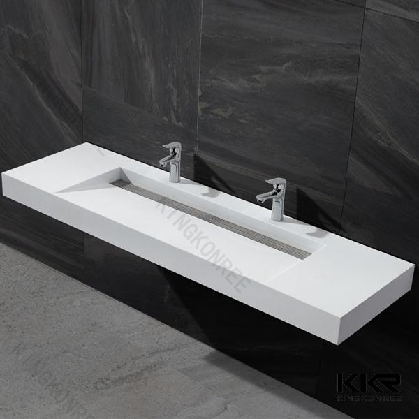 Corian Bathroom Sinks And Countertops: China Corian Acrylic Solid Surface One Piece Bathroom