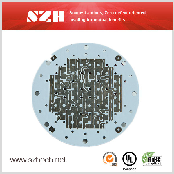Customized Aluminum 1.6mm PCB/ LED Light/ LED Under Cabinet PCB