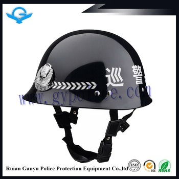 Police Protective Safety Helmet Promotion