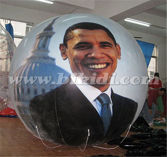 Outdoor Event Giant Inflatable Parade Helium Balloon / Advertising Cartoon Balloon Factory Price