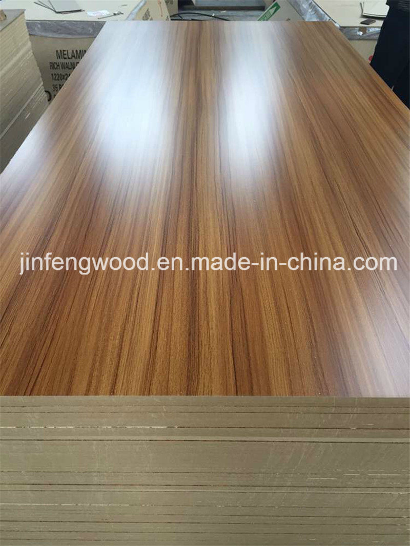 2016 Factory Directly Sale Melamine MDF Board