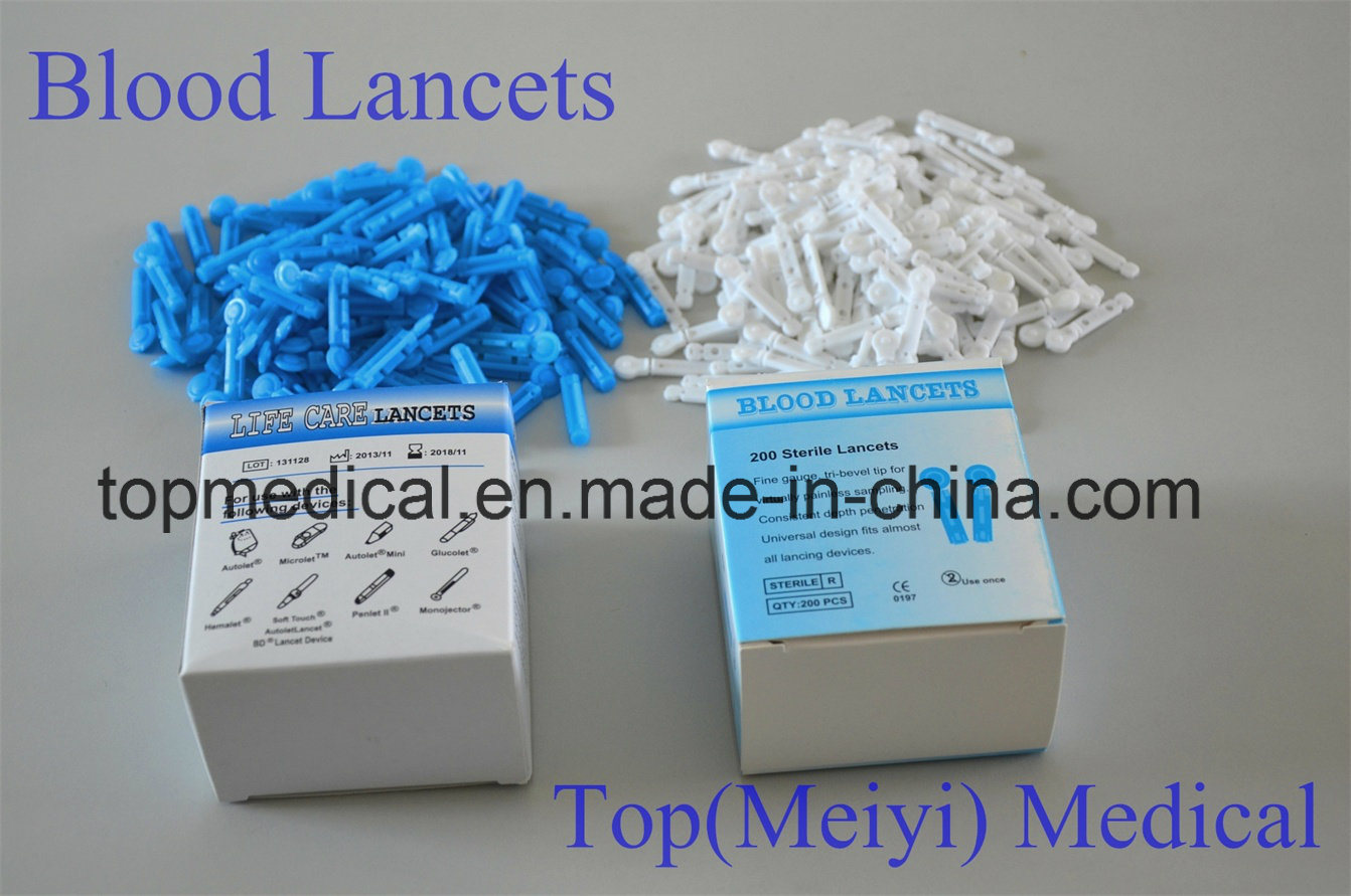 Blood Lancets Twist Lancets/Stainless Steel