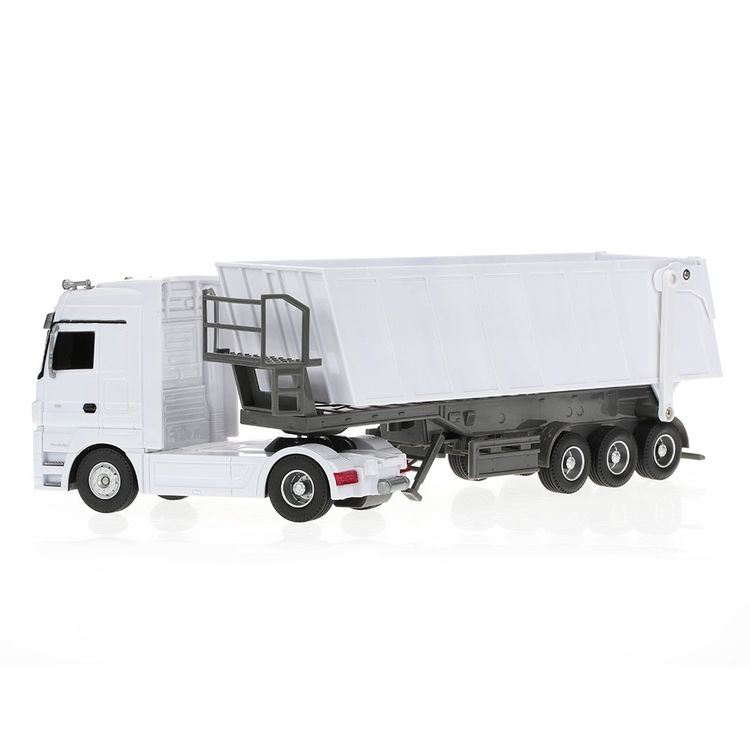 0101101c-1-32 2.4G Electric Mercedes Benz Dump Truck RTR RC Car